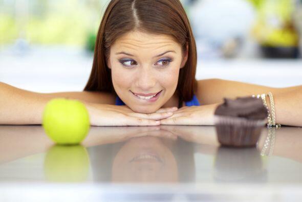 Date un gustito. Sí, puedes comer esa galleta de chocolate que tanto te...