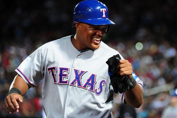 El quisqueyano Beltré ha ayudado a que los Rangers comanden la Di...