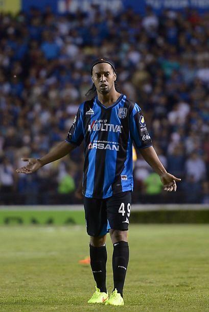 Asimismo, Ronaldinho tendrá que volver adaptar a otro estilo y ritmo de...