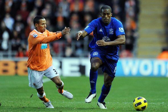 El Blackpool parecía que se llevaba la victoria pero el Everton luchó y...