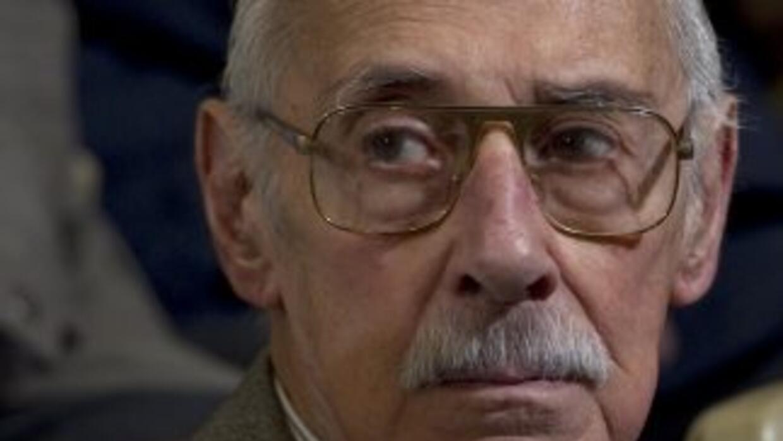El ex represor argenrino, Jorge Videla, murió a los 87 años de edad cum...