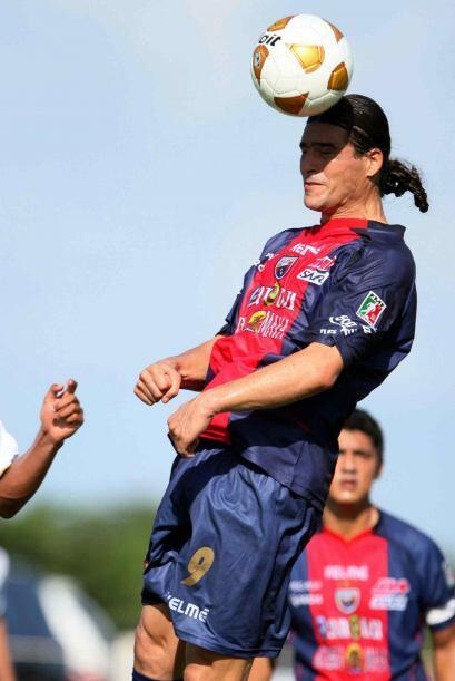 Ulíses Mendivil es otro de los jugadores que emigró a Centroamérica desp...