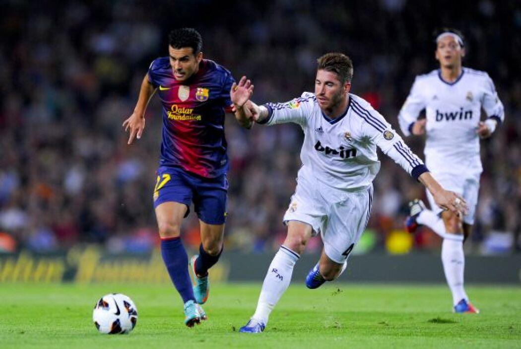 Sergio Ramos, ajeno a la presión: Cualquier otro jugador podría haberse...