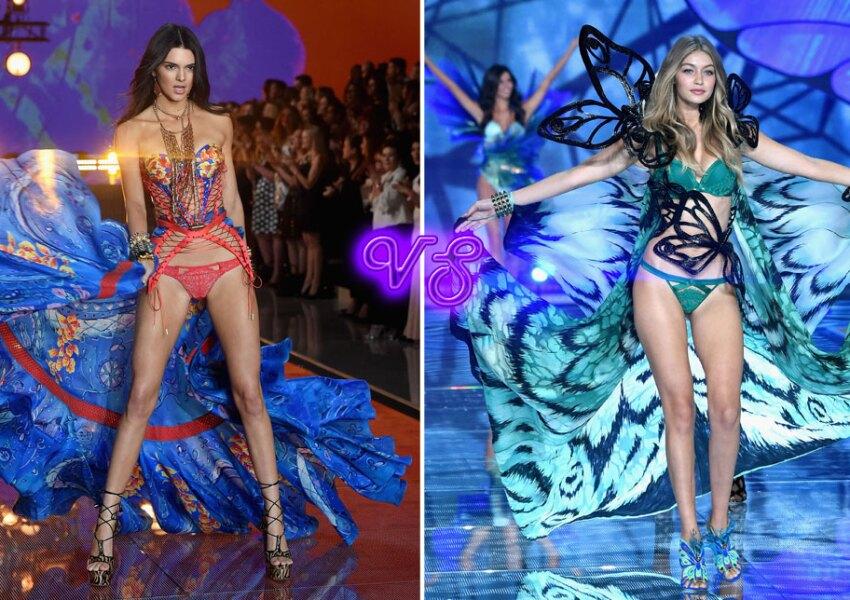 Kendall vs Gigi