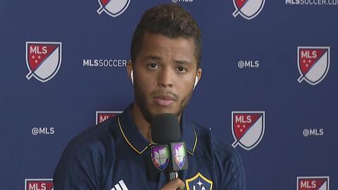 """Giovani dos Santos: """"Como mexicano me gustaría jugar algún día en la lig..."""