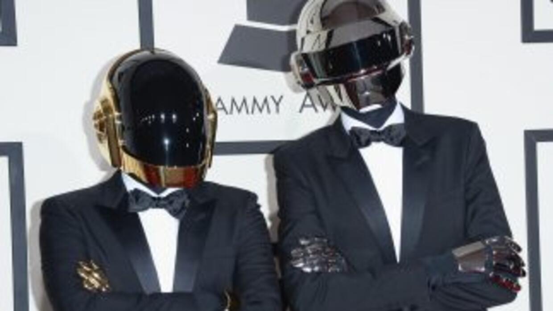 El dueto francés Daft Punk ganó como Mejor Álbum del Año por 'Random Acc...