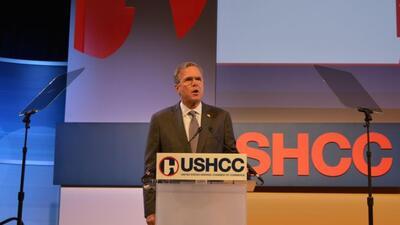 Jeb Bush dice apoyará a los dreamers