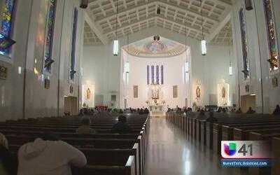 Fusionarán 113 iglesias católicas en Nueva York