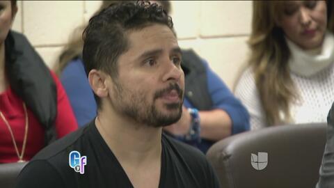 Larry Hernández podría estar saliendo de sus problemas legales con una s...