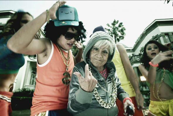 ¡Hasta la abuelita del Botarga será parte de este proyecto!