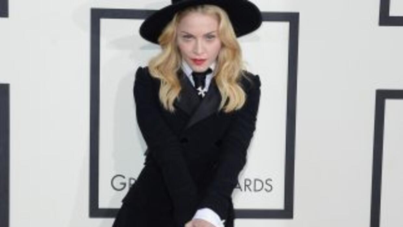 """Madonna calificó la filtración de su nuevo disco como una """"violación art..."""