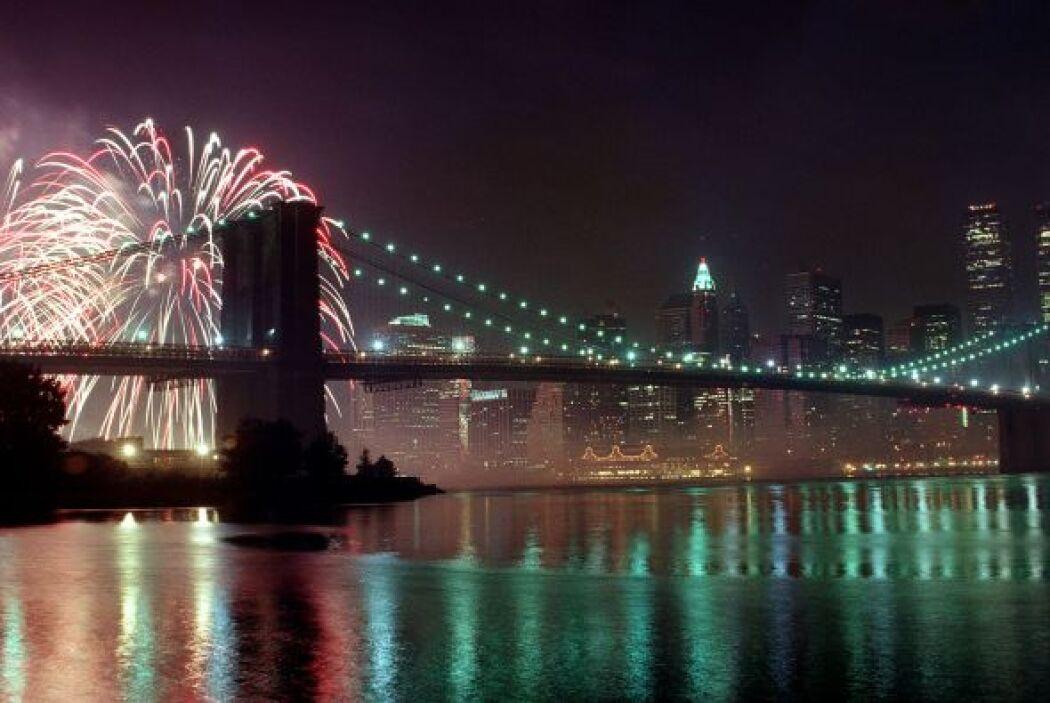 El fotogénico puente fue diseñado por el ingeniero de origen alemán John...