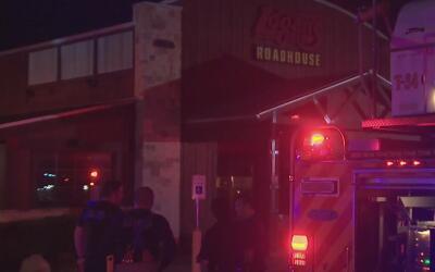 Se registra un incendio en un restaurante al oeste de San Antonio