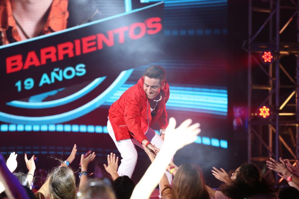 José Barrientos nos sacó lágrimas con su conmovedora historia. Una audic...