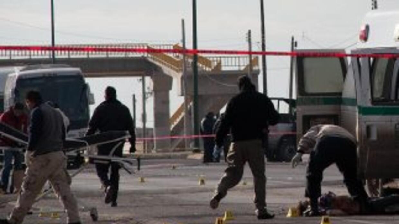 Enfrentamientos entre autoridades y pistoleros causaron horas de terror...