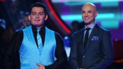 Jose Manuel Figueroa en Mira Quién Baila.