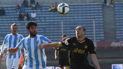 El conjunto ibérico se impuso en el amistoso disputado en Uruguay,