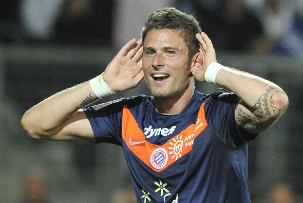 Precisamente del Montpellier surgió el monarca de goleo, el atacante Oli...