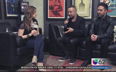 Los integrantes de Camila hablan sobre la unidad en un tiempo difícil pa...