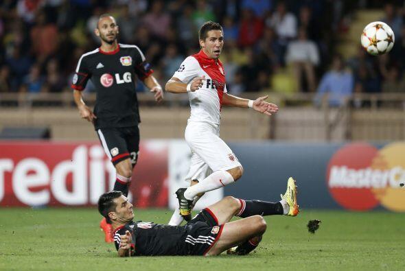 Los franceses anotarían el gol de la diferencia gracias a una gran jugad...