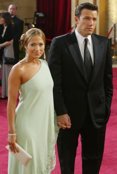 En enero de 2004, la pareja terminó su relación de 18 meses.