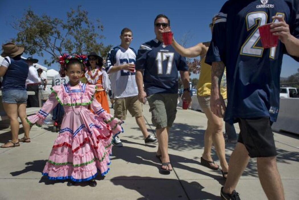 El Ballet Folclórico Xóchitl de Chula Vista participó de la conmemoració...