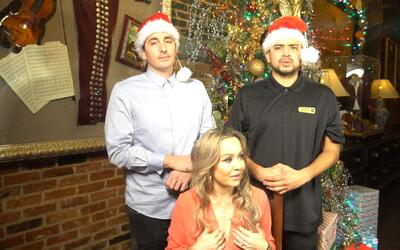 Happy Holidays from The Dana Cortez Show!