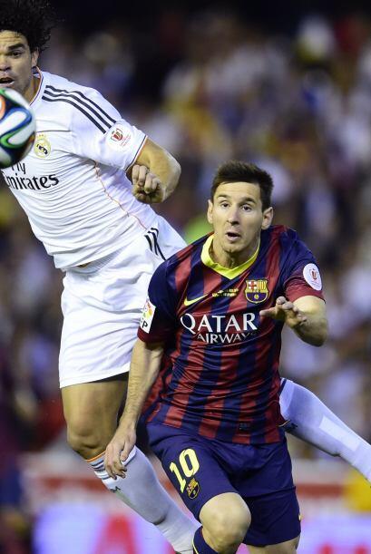 Está a un gol de 251 tantos anotados por Telmo Zarra, máxi...