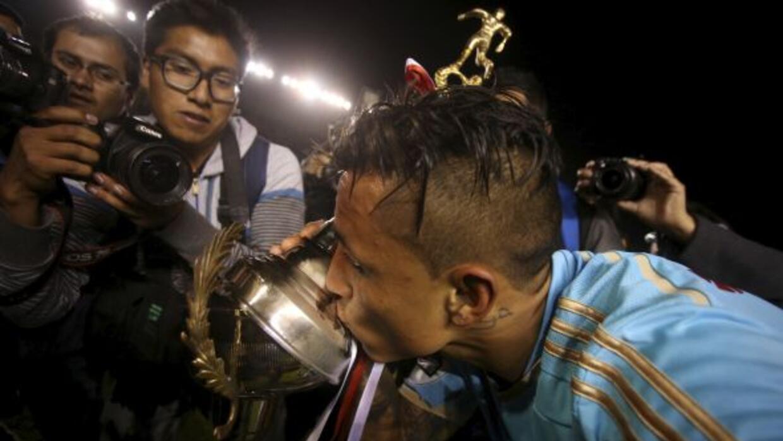 Con este título, Sporting Cristal clasificó a la Copa Libertadores de Am...