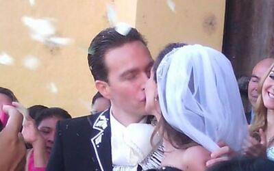 Anahí tuvo una boda de ensueño y unió su vida por t...