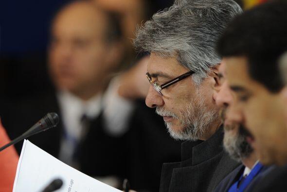 El senador oficialista Alberto Grillón, aafirmó que la ret...