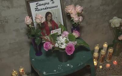 Realizan vigilia por la madre de tres hijos asesinada en Kearny, Nueva J...