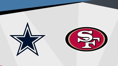 El nuevo reto de Dak Prescott y los Cowboys son los 49ers