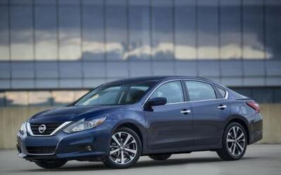 Nissan presentó el Altima 2016. La nueva generación del vehículo más ven...