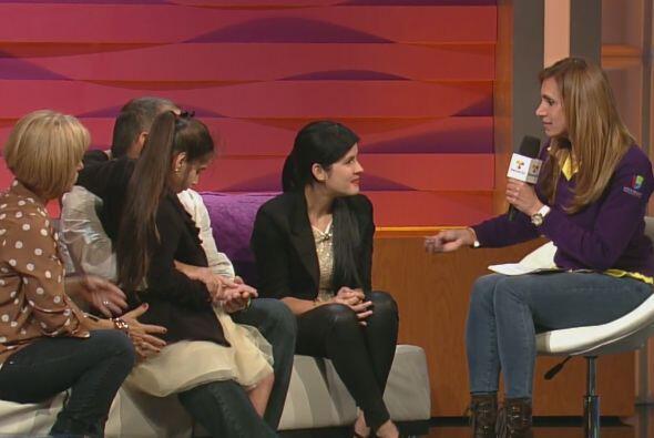 Lili Estefan presentó un caso que la conmovió casi hasta las lágrimas e...