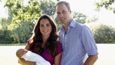 Los duques de Cambridge, William y Kate, han roto con la tradición real...