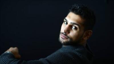 Amir Khan enfrentará a Chris Algieri en mayo.
