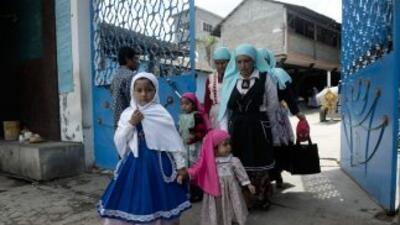 Nueva Jerusalán, Michoacán.