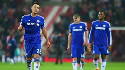 Johm Terry y Didier Drogba terminan su contrato con los 'blues'.
