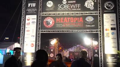 Meatopia, una fiesta para carnívoros