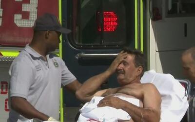 Autoridades buscan al responsable de robar y balear a un hombre en Miami...