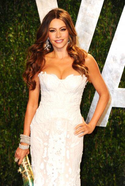 Sofía Vergara: Según Forbes, la sensual y curvilínea colombiana es la es...