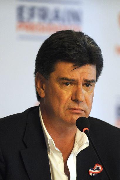 Alegre agradeció el respaldo de su partido y señaló que el pueblo paragu...