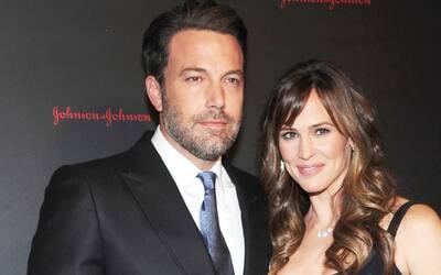Ben Affleck y Jennifer quizás pongan su divorcio en espera