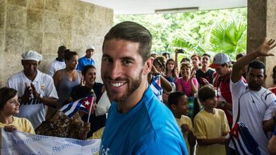 Sergio Ramos sería la sorpresa de un precandidato a presidencia del Barc...