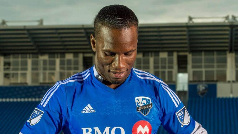 Drogba está listo para su debut en la MLS.