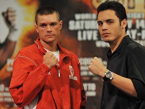 Julio César Chávez Jr. enfrentará a Troy Rowland, e...