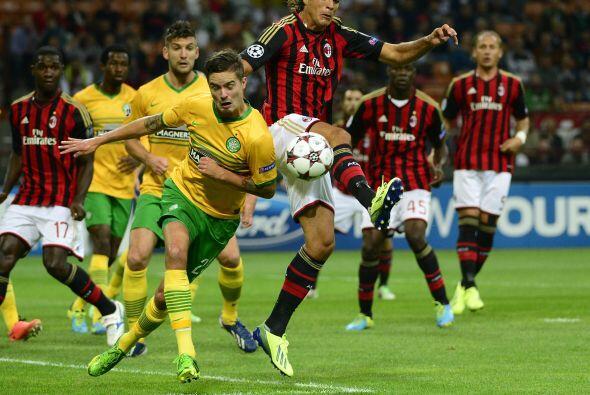 No fue el mejor partido de la jornada, pero los italianos tuvieron las m...
