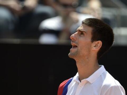 El 22 de mayo Novak Djokovic cumple 22 años y esperaba retener el...