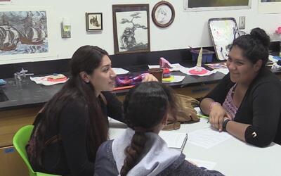 Distrito escolar de Natomas busca incrementar el número de alumnos que l...